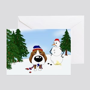 Beagle Holiday Greeting Cards (Pk of 10)