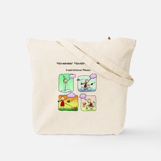 Unique Nano day Tote Bag
