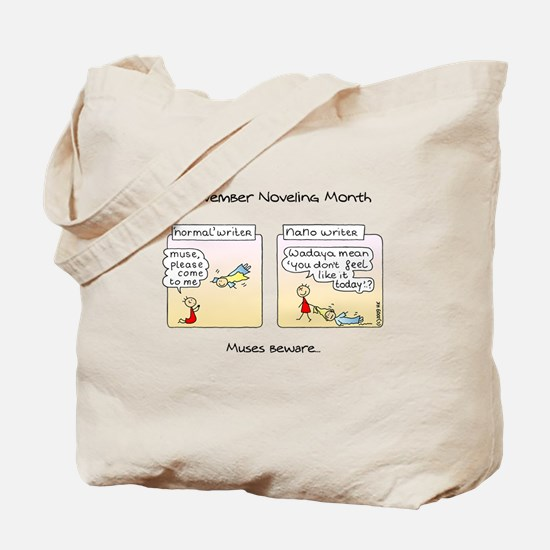 Cute Nano day Tote Bag