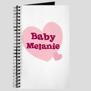 Baby Melanie Journal
