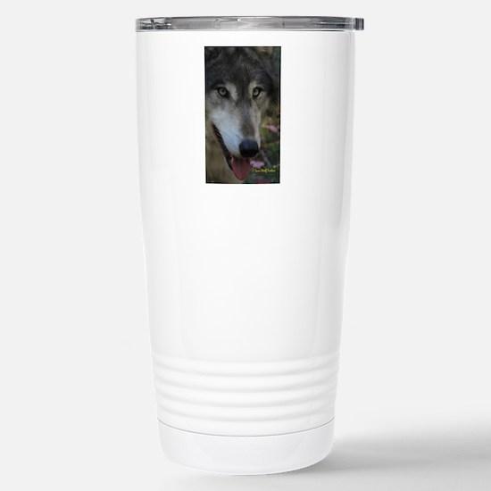 Grey Wolf: Ingo Stainless Steel Travel Mug
