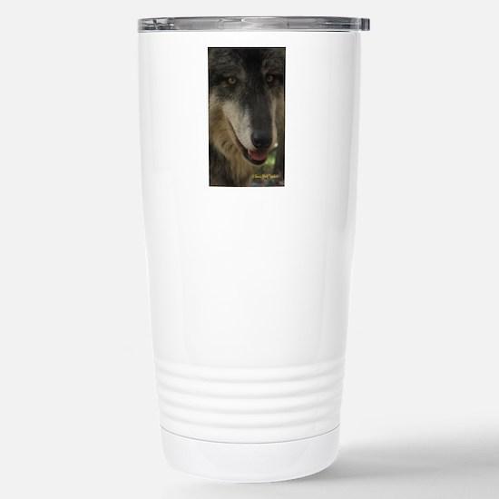 Grey Wolf: Nira Stainless Steel Travel Mug