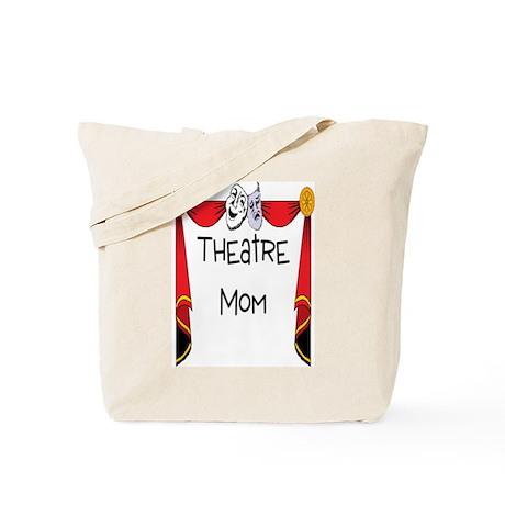Theatre Mom Tote Bag