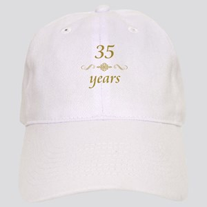 35th Anniversary Gifts Cap