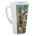 Tails From The Harbor 17 Oz Latte Mug