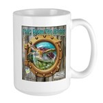 Tails From The Harbor 15 Oz Mug Mugs