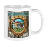 Tails From The Harbor 11 Oz Mug Mugs