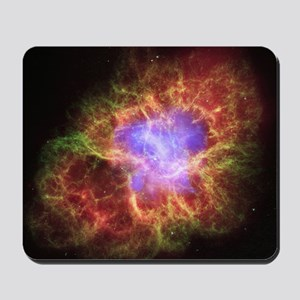 The Crab Nebula Mousepad