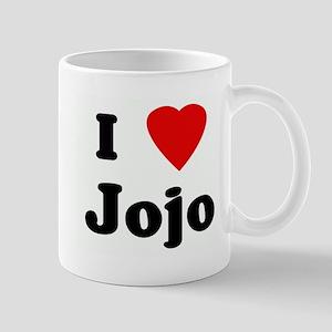 I Love Jojo Mug