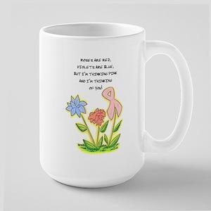 THINK PINK Large Mug
