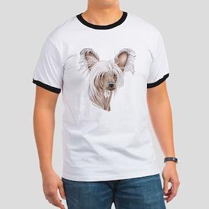 Chinese crested dog Ringer T