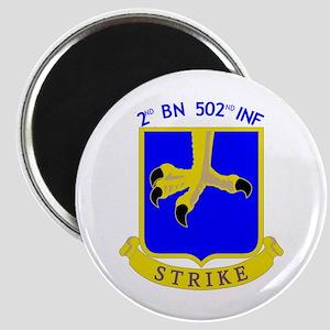 2nd BN 502nd INF Magnet