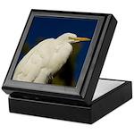 Keepsake Box - Egret