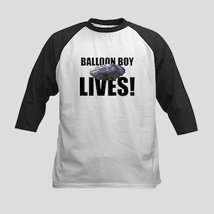 Balloon Boy Kids Baseball Jersey