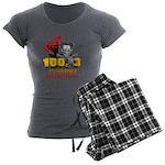 Doug (for light) Women's Charcoal Pajamas