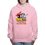 Doug (for light) Women's Hooded Sweatshirt