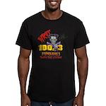 Doug (for light) Men's Fitted T-Shirt (dark)