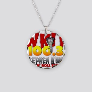 WKIT New Logo Necklace