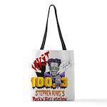 Doug (for light) Polyester Tote Bag