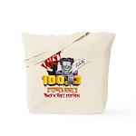 Doug (for light) Tote Bag