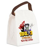 Doug (for light) Canvas Lunch Bag