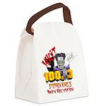 Doug (for light) Canvas Lunch Bag