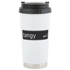 Tangy Stainless Steel Travel Mug