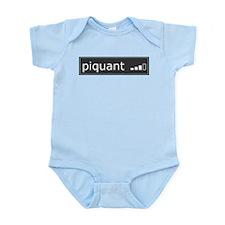 Piquant Infant Bodysuit
