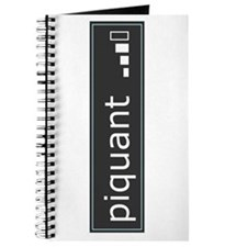 Piquant Journal