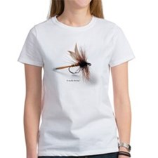 Your fly is showing. Women's T-Shirt