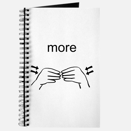 Sign Language More Journal