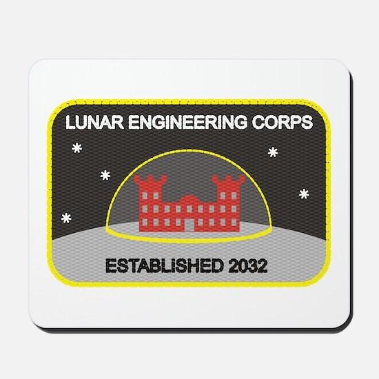 Lunar Engineering Mousepad