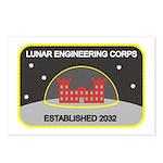 Lunar Engineering Postcards (Package of 8)
