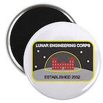 Lunar Engineering Magnet