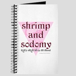 Shrimp and Sodomy Journal