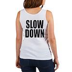 Slow Down Tank Top