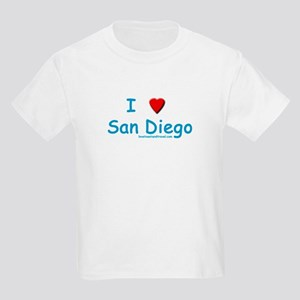 I Love San Diego - Kids T-Shirt