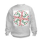 Joy & Peace Kids Sweatshirt