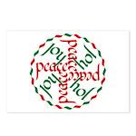 Joy & Peace Postcards (Package of 8)