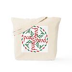 Joy & Peace Tote Bag