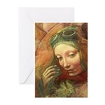 Burner Mary Greeting Cards (Pk of 10)