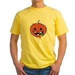 Juicy Halloween Yellow T-Shirt