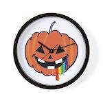 Juicy Halloween Wall Clock