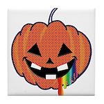 Juicy Halloween Tile Coaster
