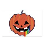 Juicy Halloween Postcards (Package of 8)