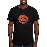 Juicy Halloween Men's Fitted T-Shirt (dark)