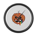 Juicy Halloween Large Wall Clock