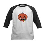 Juicy Halloween Kids Baseball Jersey