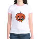 Juicy Halloween Jr. Ringer T-Shirt