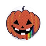 "Juicy Halloween 3.5"" Button (100 pack)"